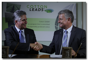 CottonLEADS